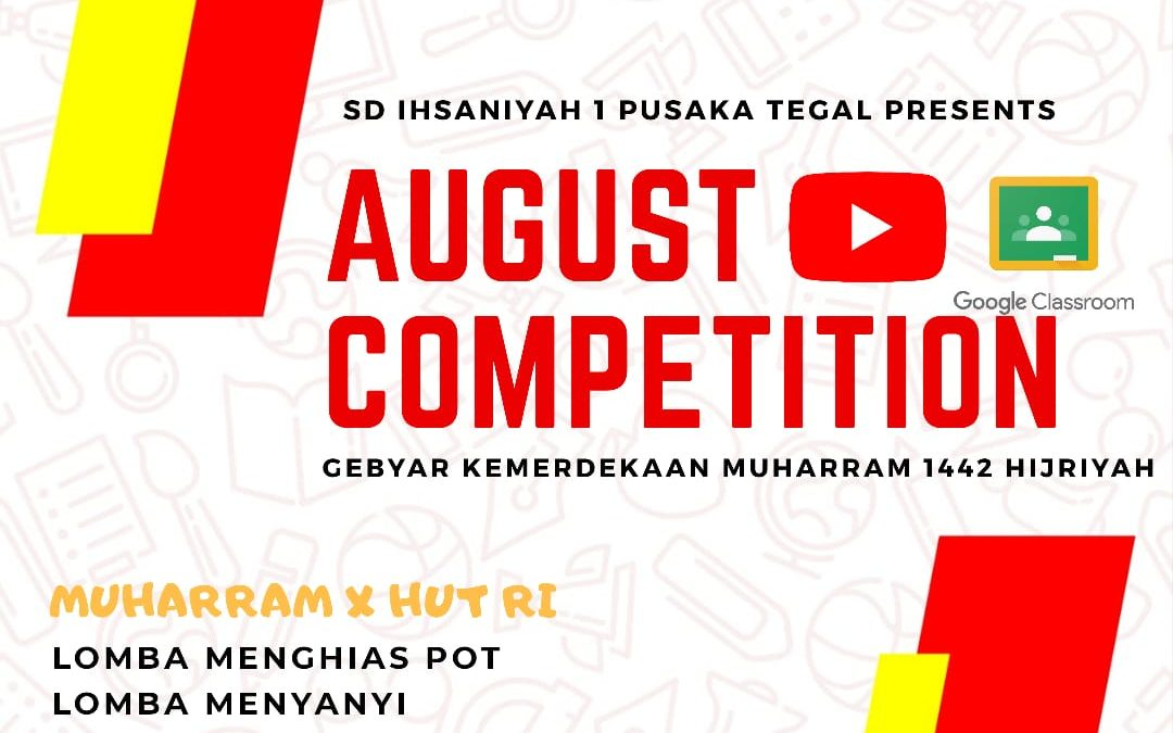AUGUST COMPETITION